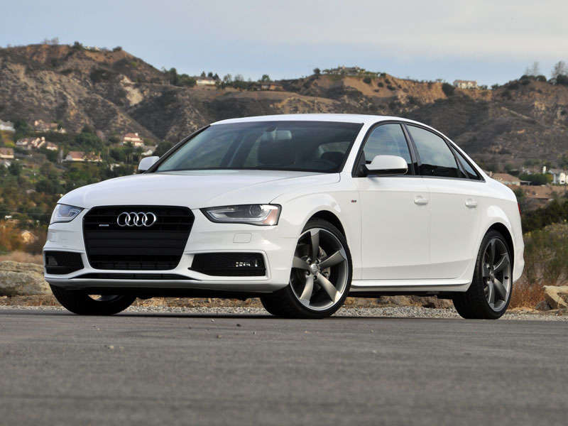 2014 audi a4 road test and review. Black Bedroom Furniture Sets. Home Design Ideas