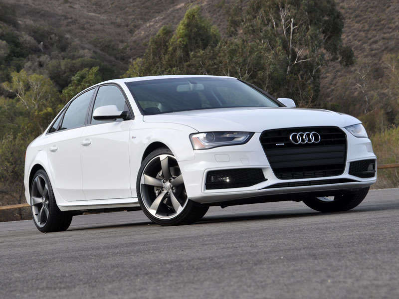 2014 Audi A4 Road Test and Review