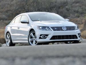 What is the Volkswagen CC R-Line?