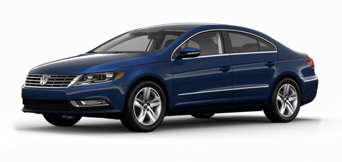 What Is The Volkswagen CC Sport?