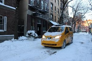 2014 Nissan NV Taxi - The