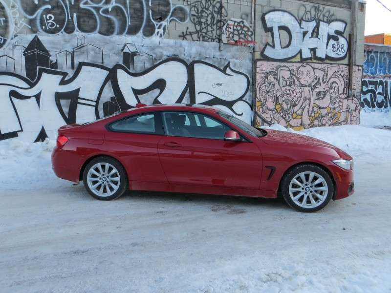 Road Test And Review - 2014 BMW 428i xDrive