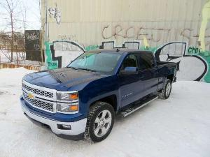 Road Test And Review - 2014 Chevrolet Silverado LT
