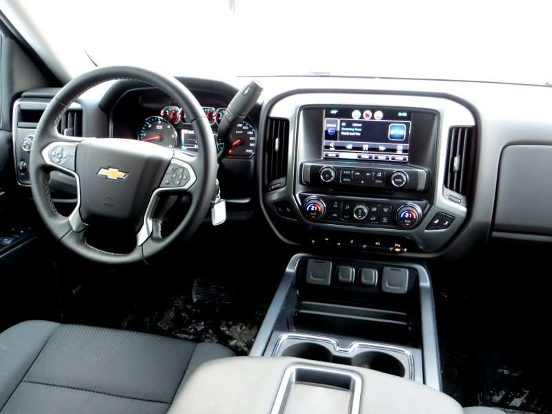 Road Test And Review 2014 Chevrolet Silverado Lt Autobytel Com
