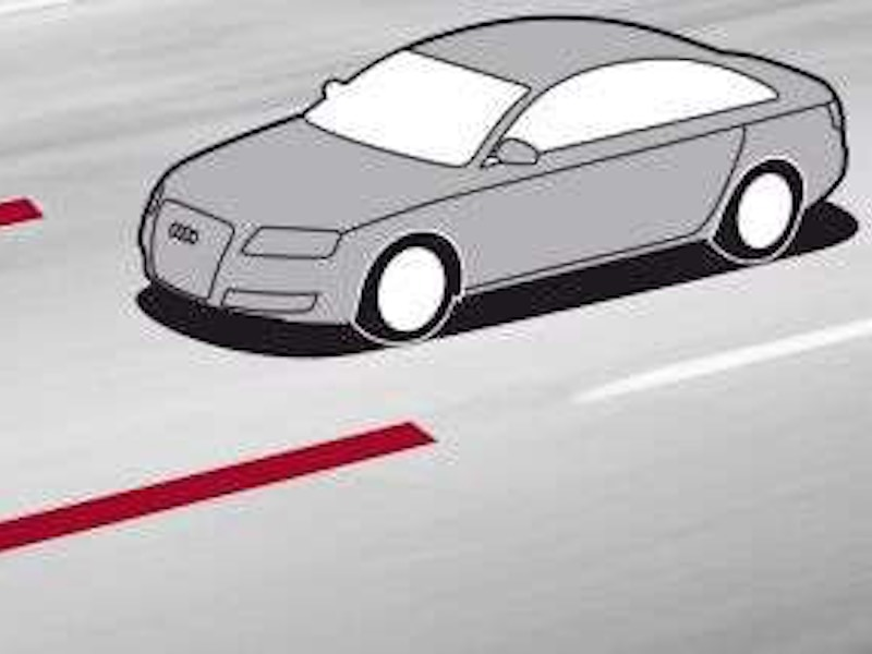 What Is Audi Lane Assist Autobytelcom - What is audi