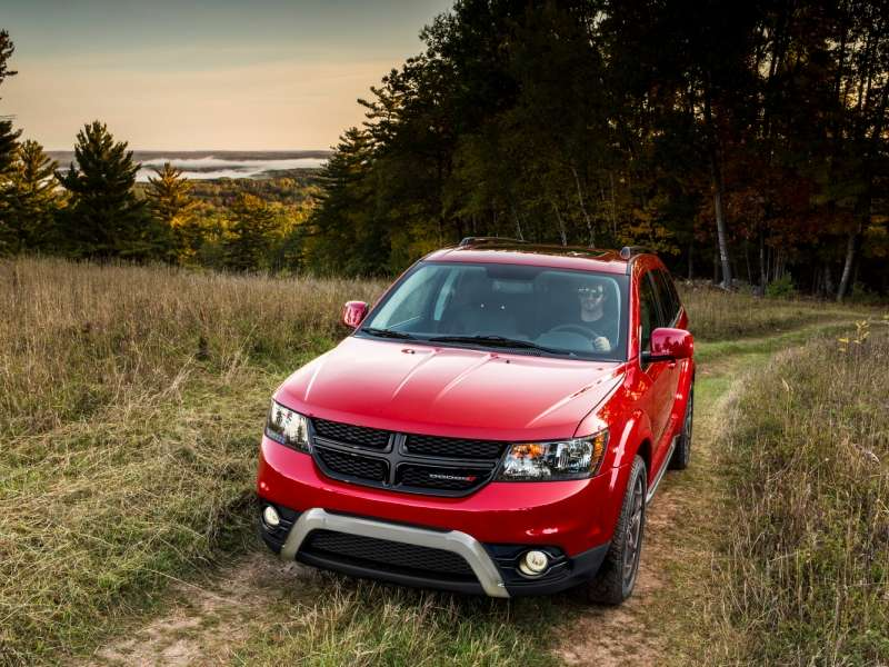 New 2014 Dodge Journey Crossroad: 2014 Chicago Auto Show