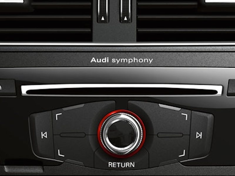 What Is Audi Symphony Radio Autobytelcom - What is audi