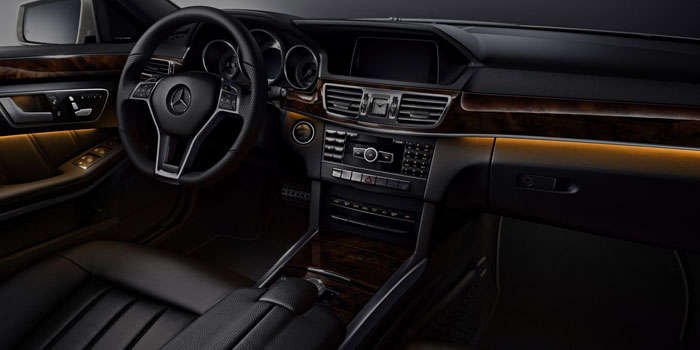 What Is The Mercedes Media Interface Plus?