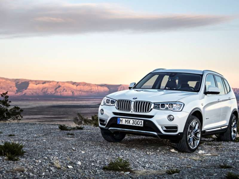 BMW Surprises Everyone With 2015 X3: 2014 Chicago Auto Show
