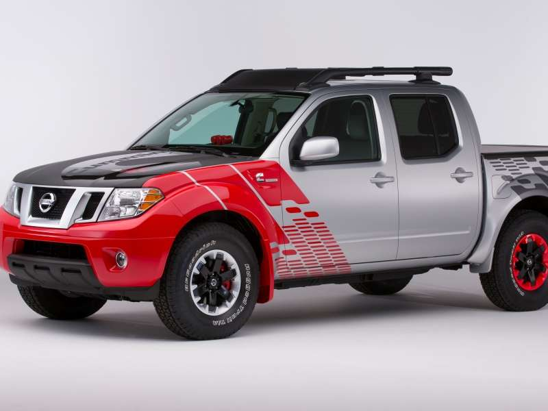 2014 Nissan Frontier Brings Diesel Power to 2014 Chicago Auto Show