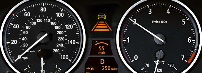 Cruise Control Should Not Be Used >> What Is Bmw Active Cruise Control Autobytel Com