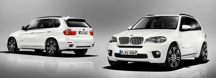 What Is The BMW X5 M Sport Package?