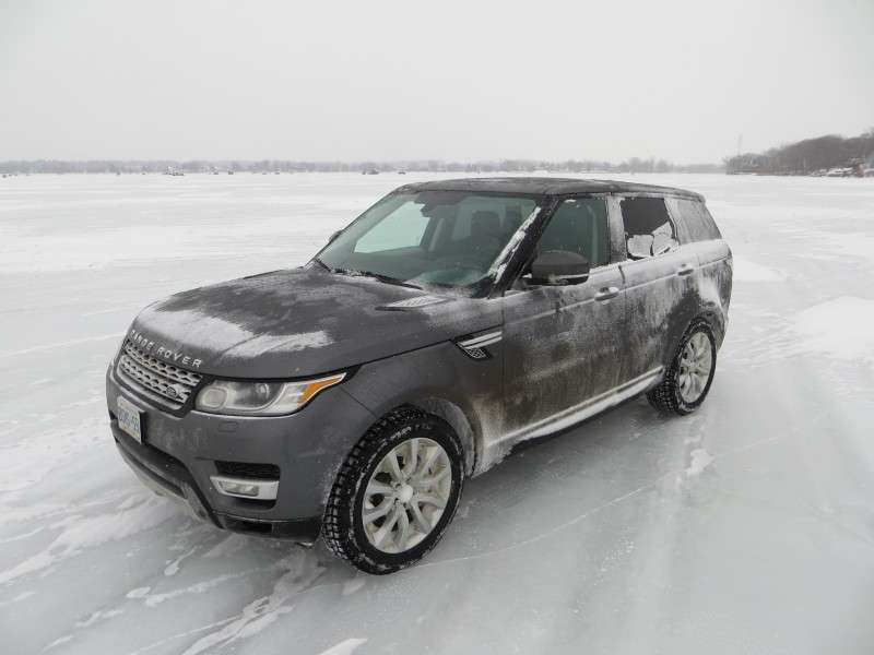 Road Test And Review - 2014 Land Rover Range Rover Sport