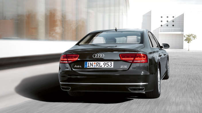 What Is The Audi A L W Autobytelcom - Audi a8 w12