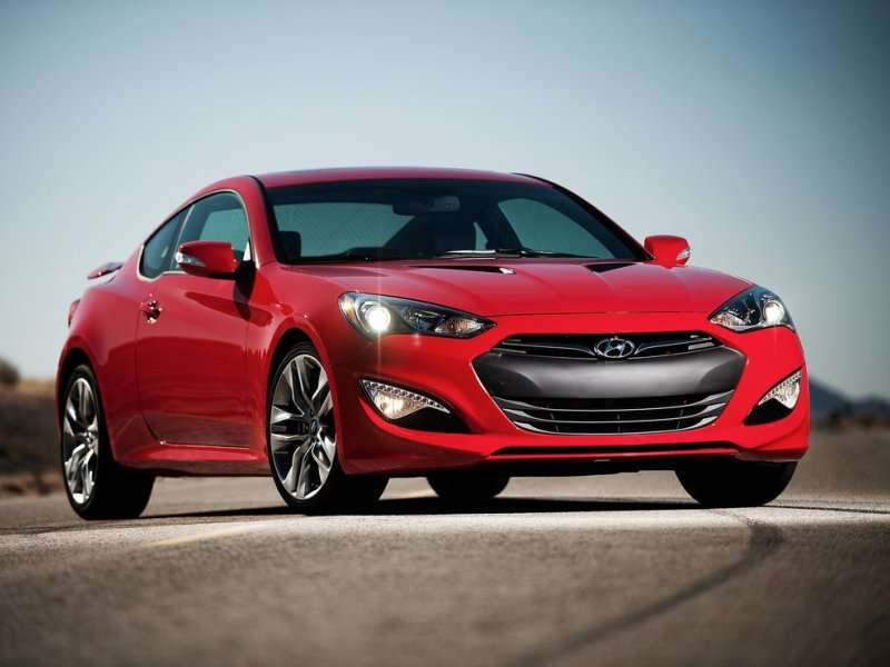 Beau Hyundaiu0027s 2014 Model Overview: Genesis Coupe