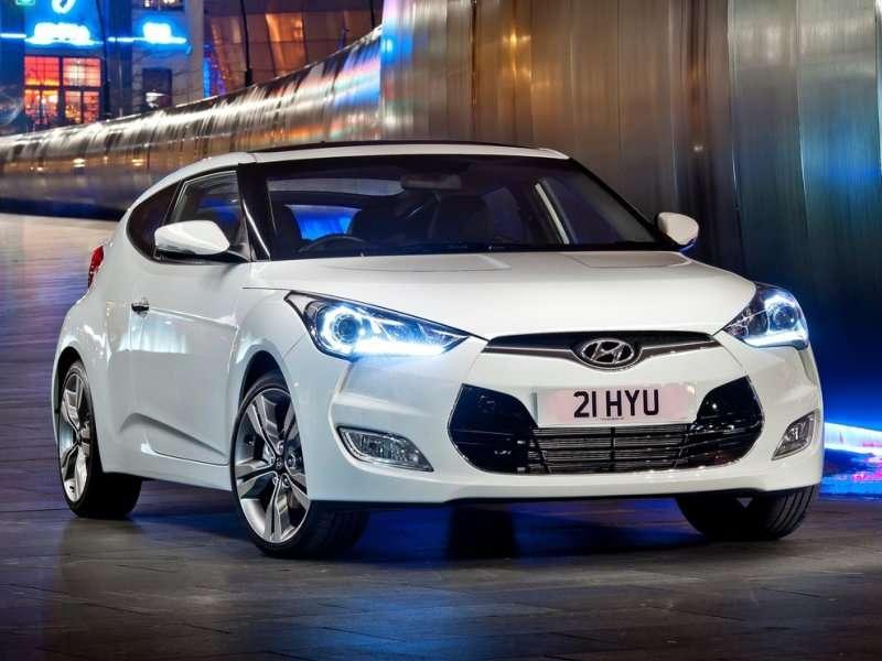 Hyundais 2014 Model Overview Veloster