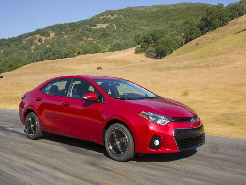 Beautiful The 2014 Toyota Corolla Joins An Ultra Competitive Segment