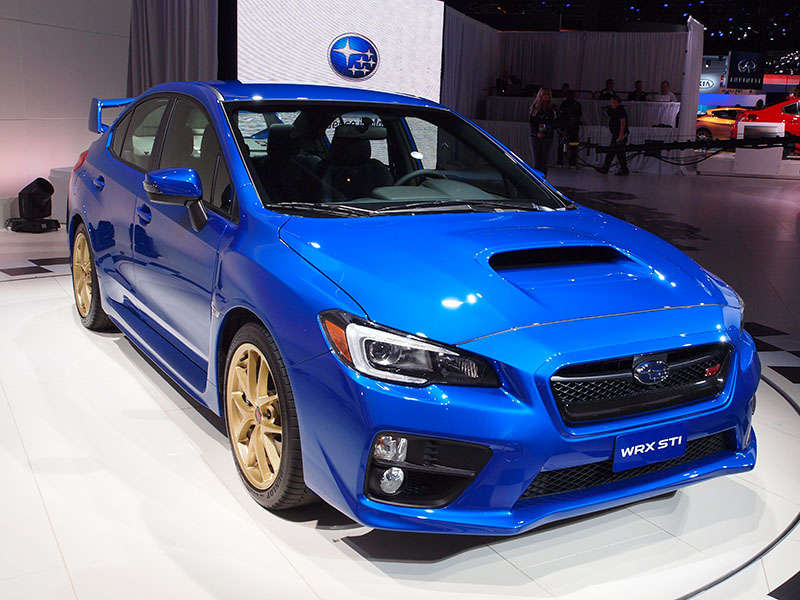 2015 subaru wrx and wrx sti get their price tags. Black Bedroom Furniture Sets. Home Design Ideas