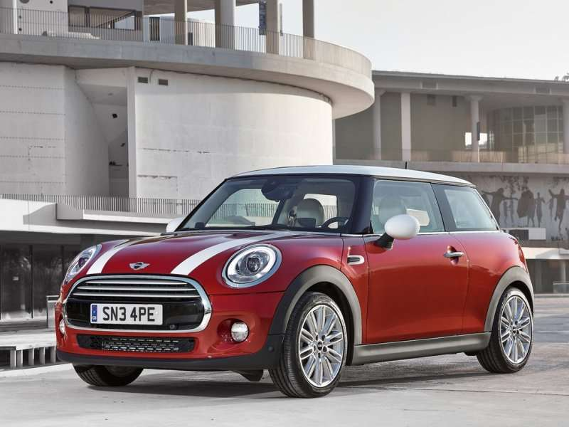 MINI Prices the 2014 Cooper