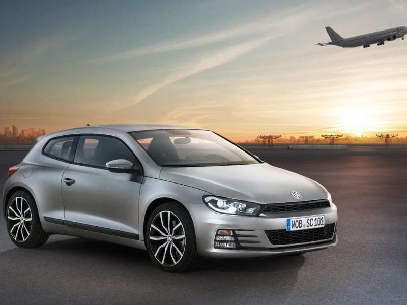 Refreshed 2014 VW Scirocco Now Winding Its Way to Geneva