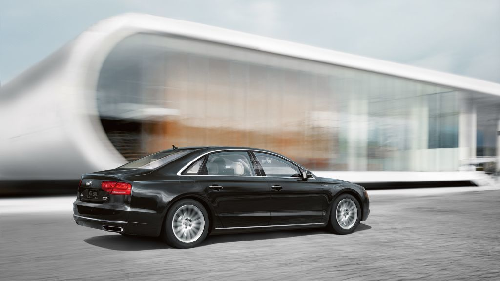 What Is The Audi A8 L Long Wheelbase?