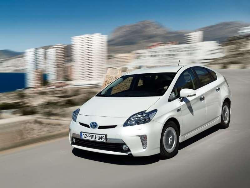 2017 Plug In Hybrids List Toyota Prius