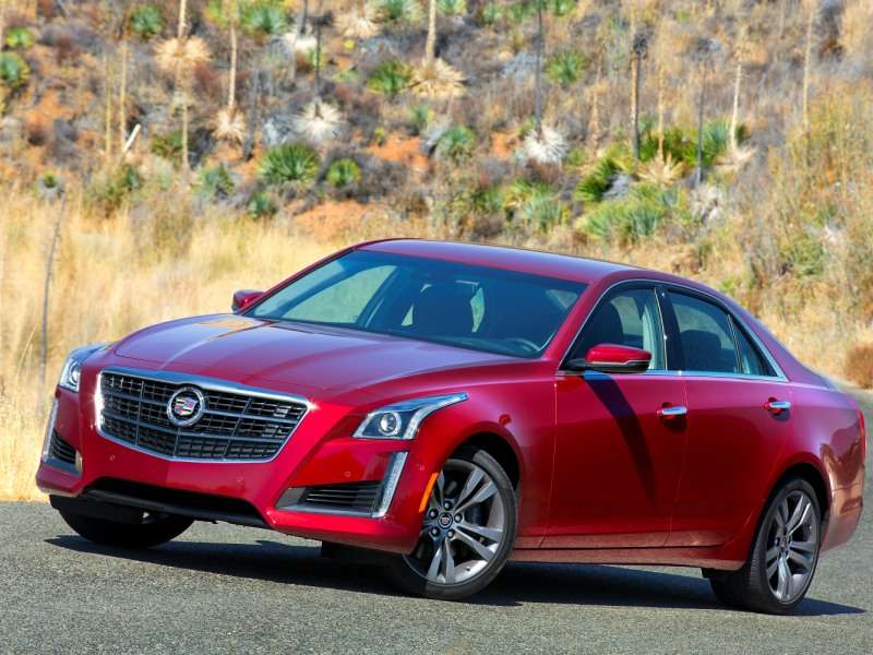 2014 Cadillac CTS vSport Road Test & Review | Autobytel.com