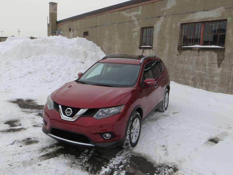 2014 Nissan Rogue Crossover SUV Road Test And Review. U0027