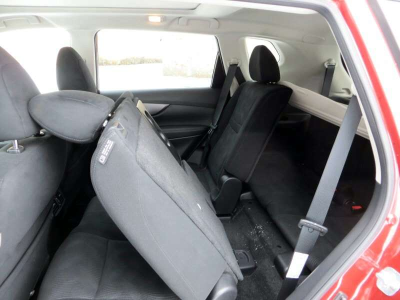 2014 Nissan Rogue Review: Comfort And Cargo