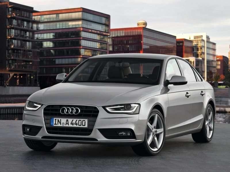 2017 Audi A4 2.0T quattro Premium Plus Review | Web2Carz