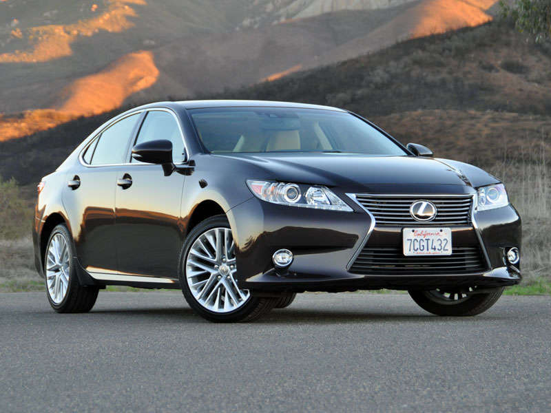 2014 Lexus ES 350 Luxury Sedan Road Test And Review: Driving Impressions