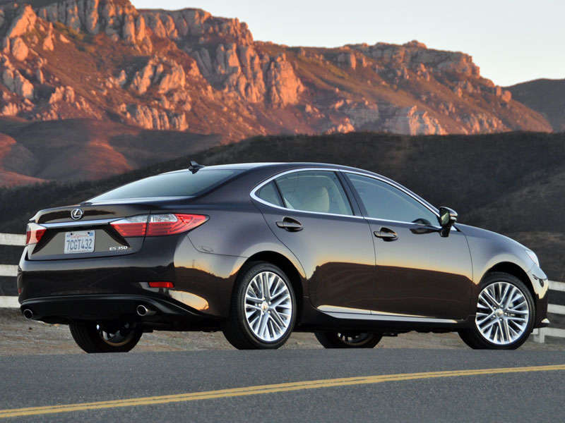 Lovely 2014 Lexus ES 350 Luxury Sedan Road Test And Review: Design