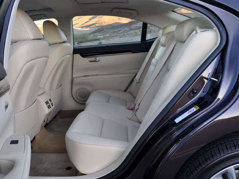 2014 Lexus Es Photo Gallery Autobytel Com
