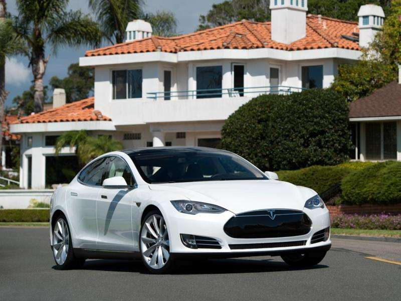 Consumer Reports: Tesla Model S Is Industry
