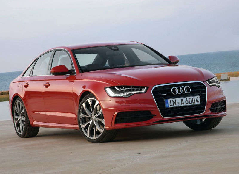 2014 Audi A6, S6 Score 5 Stars Across the Board for NHTSA