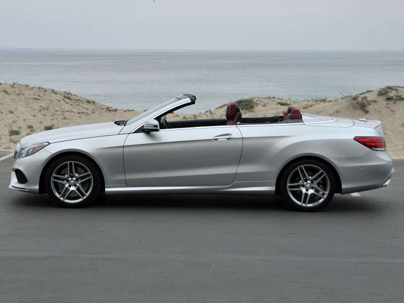 2014 mercedes benz e class cabriolet luxury convertible for Mercedes benz e350 luxury sedan 2014