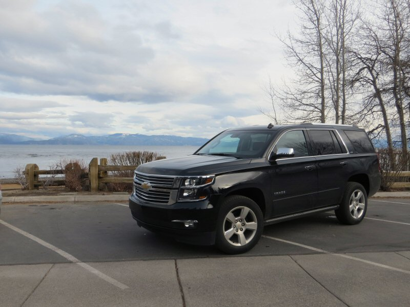 first drive 2015 chevrolet tahoe 2015 chevrolet suburban. Black Bedroom Furniture Sets. Home Design Ideas