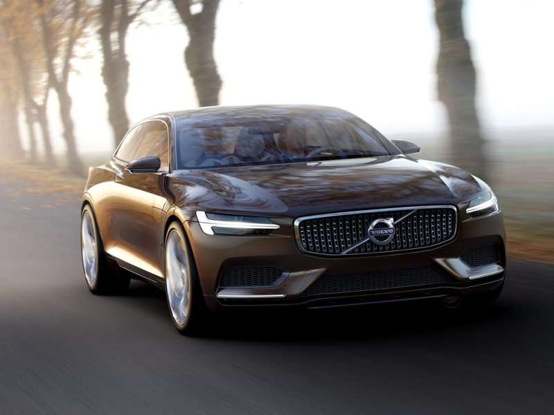 Volvo Reveals Concept Estate Ahead of Geneva Intro