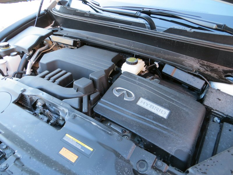 2017 Infiniti Qx60 Hybrid Review Engines And Fuel Economy