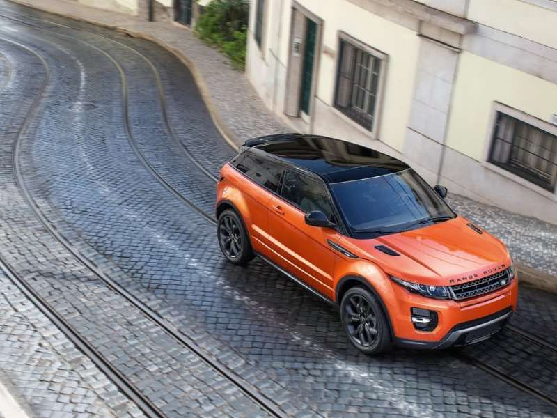 Geneva Motor Show: Land Rover Writes Another Chapter With Evoque Autobiography