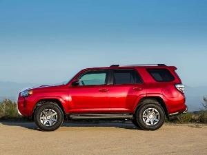 Celebrating The 30th Anniversary Of The Toyota 4Runner... With Incentives