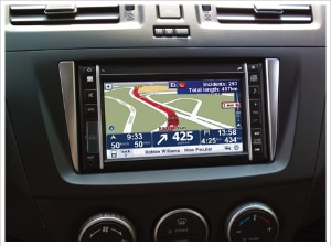 What Is Mazda TomTom Navigation?
