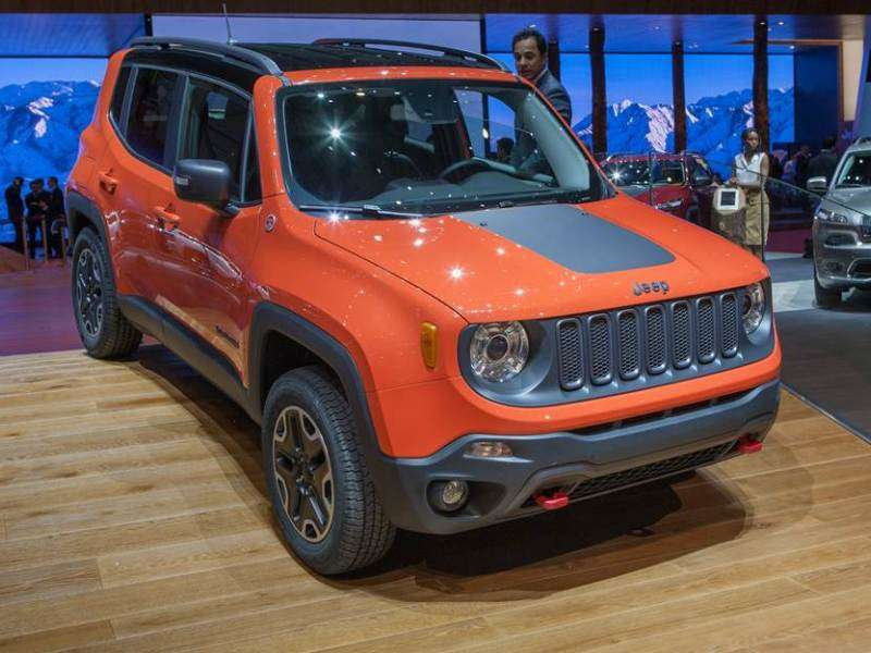 2015 Jeep Renegade Has Got It Made