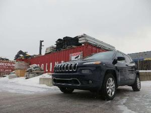 Road Test And Review - 2014 Jeep Cherokee Limited