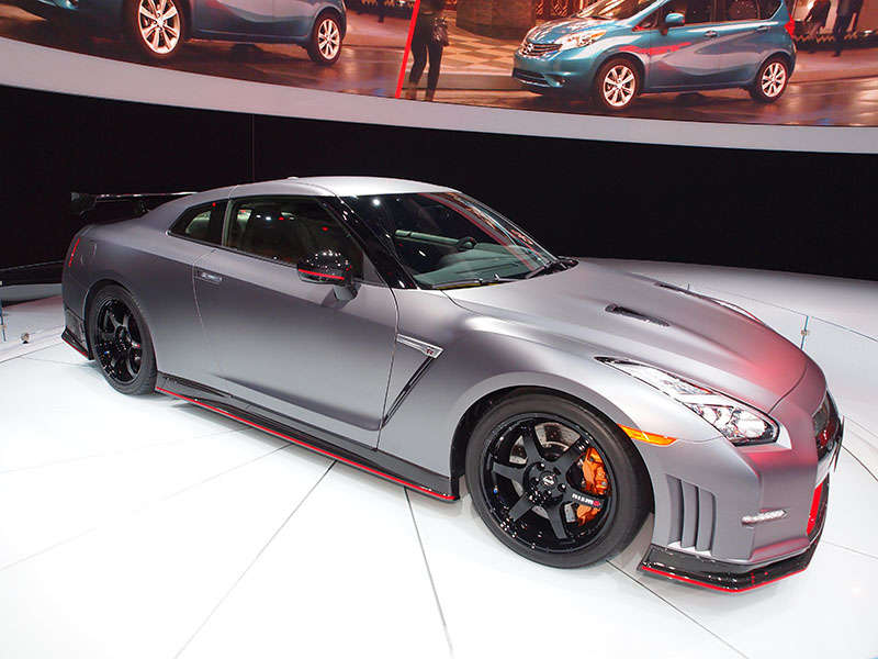 2015 Nissan GT-R NISMO Slated for July 31 U.S. Release