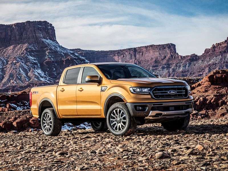 Ford Ranger Competitors to Consider