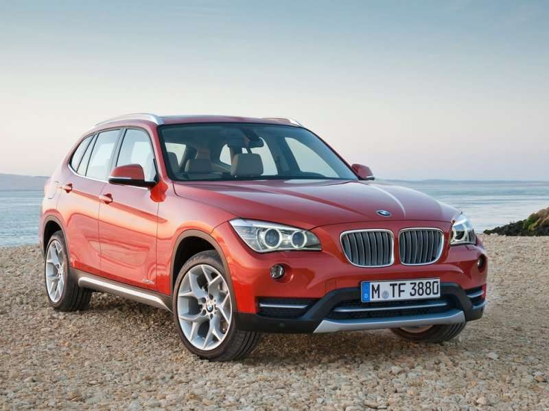 10 Things You Need To Know About The 2014 BMW X1