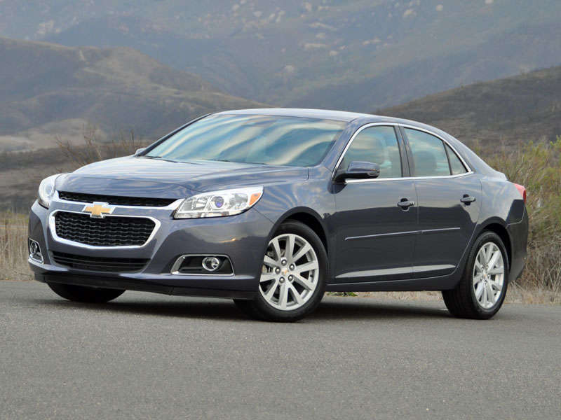 Chevrolet Malibu Midsize Sedan Road Test And Review