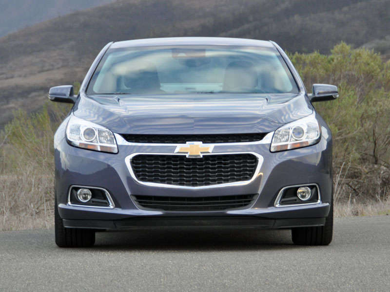 2017 Chevrolet Malibu Midsize Sedan Road Test And Review