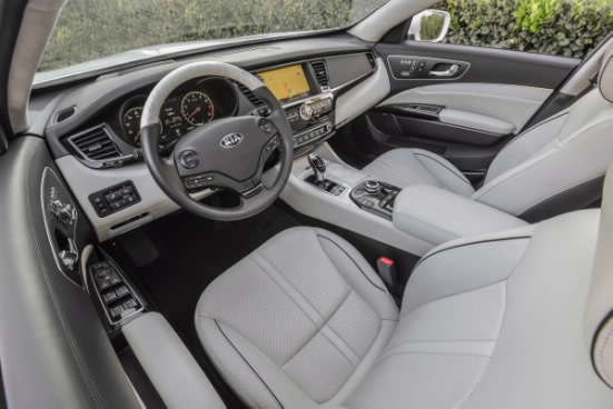 What Is The Kia K900 Vip Package